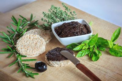Tapenade olive noire 1