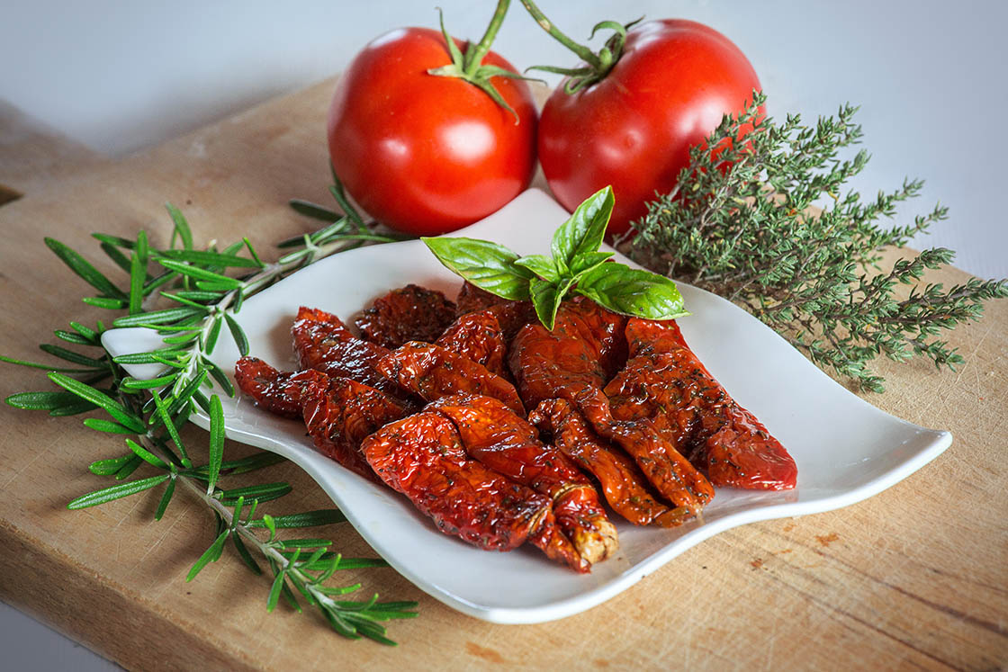 Les Tomates Confites