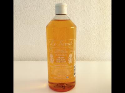 Savon Liquide de Marseille Blanc  (Huile végétale)