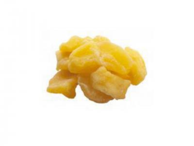 Pomme déshydratée (en morceaux)