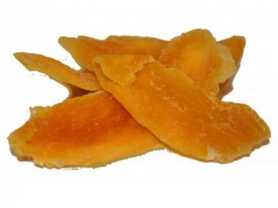 Mangue déshydratée (en lamelles)