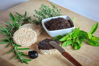 Tapenade olive noire 1