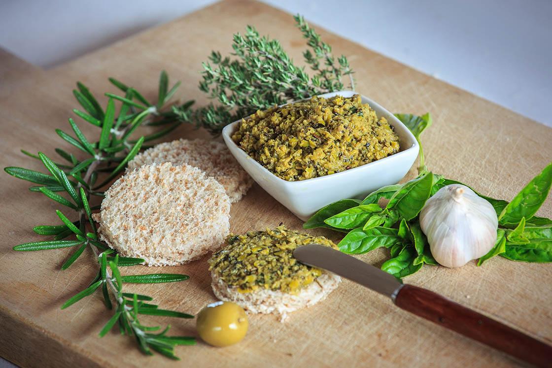 Tapenade olive verte 2